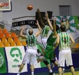 AKHİSAR BELEDİYESPOR - TBF 1. Ligi Açıklaması Akhisar Belediyespor Açıklaması 77 - Bursaspor Durmazlar Açıklaması 81