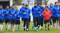 GRİBAL ENFEKSİYON - Trabzonspor , Siivasspor Maçı Hazırlıklarını Sürdürdü