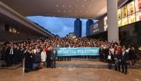 TÜRKIYE KALITE DERNEĞI - Türkiye Mükemmellik Ödüllerinde Beşiktaş Belediyesi'ne Ödül