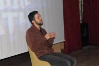 İLETIŞIM - Uşak Üniversitesi'nde Postmodernizm Ve Sinema Söyleşisi Yapıldı