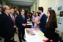 REKTÖR - Uşak Üniversitesi Öğrenci Toplulukları Stant Açtı