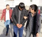 KURUPELIT - Uyuşturucuyla Yakalanan Şahıs Adliyeye Sevk Edildi
