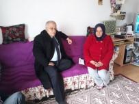 BOZLAK - Vali Şentürk Çekiç Ali'nin Torununu Ziyaret Etti
