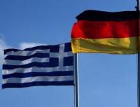 İÇIŞLERI BAKANLıĞı - Yunanistan ile Almanya arasında kriz