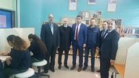 ANADOLU LİSESİ - Yunus Emre Anadolu Lisesi, Kütüphanesine Kavuştu
