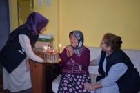 EV TEMİZLİĞİ - 112 Yaşında İlk Defa Doğum Gününü Kutladı