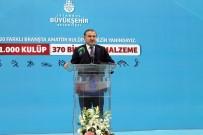GENÇLİK VE SPOR BAKANI - 13 Bin Amatör Spor Kulübüne 35 Milyon TL Destek