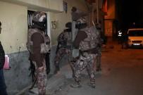 ŞAFAK VAKTI - 5 İlde Terör Operasyonu Açıklaması 19 Gözaltı