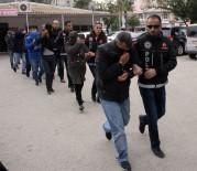 DİYARBAKIR - 'Adana'nın Uyuşturucu Baronu' Adliyeye Sevk Edildi