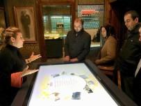 BOZÜYÜK BELEDİYESİ - AK Partili Başkanlardan Şehir Müzesi'ne Ziyaret