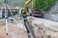 KANALİZASYON - Akseki Bademli Ve Güçlüköy'e Kanalizasyon Ağı
