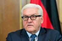 YEŞILLER PARTISI - Almanya Cumhurbaşkanı, SPD Başkanı İle Görüştü