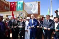 YUNUS EMRE - Bakan Kurtulmuş Sudan'da Türk Kültür Merkezi'nin Açılışını Yaptı