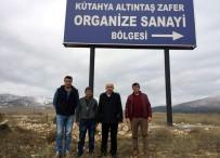 FERIT KARABULUT - Başkan Cihangir Dönmez Açıklaması Altıntaşlılar Olarak Yerli Otomobile Talibiz Ve Hazırız
