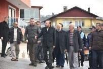 NEVZAT DOĞAN - Başkan Doğan, Zabıtan Mahallesi'ni Ziyaret Etti