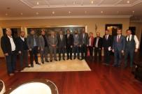 Serkan Kaya - Başkan Köşker'e Ziyaretler Sürüyor