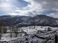 KAR ÖRTÜSÜ - Bingöl Köyleri Beyaza Büründü