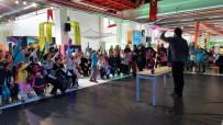 DINOZOR - BTM Hafta Sonu Ziyaretçi Akınına Uğruyor