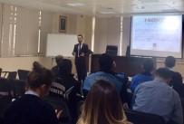 İL EMNİYET MÜDÜRLÜĞÜ - Bursa'da Zabıtalara Narko Rehber Eğitimi