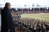 KARA HARP OKULU - Cumhurbaşkanı Erdoğan Açıklaması 'Kendi Göbeğimizi Kendimiz Keseceğiz'