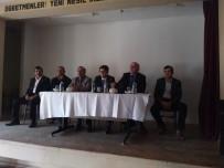 AHMET ÖZDEMIR - Daday'da 2017 Yılının Son KÖYDES Toplantısı Yapıldı