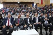FıRAT ÜNIVERSITESI - Elazığ'da  Girişimcilik Paneli Düzenlendi
