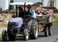 BİTLİS - En Fazla Traktör Ve Pulluk Manisa'da