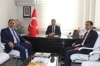 GIDA TAKVİYESİ - Enstitü Müdürü Yener Göreve Başladı