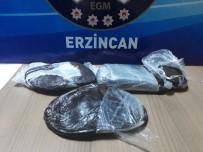 İL EMNİYET MÜDÜRLÜĞÜ - Erzincan Da Son Bir Ayda Üzerinde Uyuşturucu İle Yakalanan 7 Kişi Tutuklandı