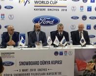 TÜRKIYE KAYAK FEDERASYONU - FORD Snowboard Dünya Kupası, 3 Mart'ta Erciyes'te