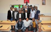 GANA CUMHURİYETİ - Ganalılar Elazığ'da Öğretmen Oluyor