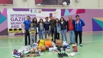 GAZİEMİR BELEDİYESİ - Gaziemir'den Van'a Dost Eli
