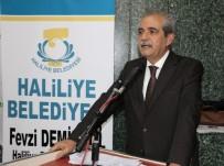 ŞANLIURFA - Haliliye'de Madde Bağımlılığı İle Mücadele Programı Düzenledi