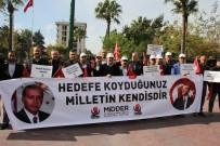 KÖRFEZ SAVAŞI - Hatay'da 'NATO' Protestosu