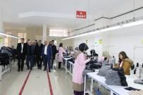 BİTLİS - İranlı Yatırımcılardan Tekstilkente Ziyaret