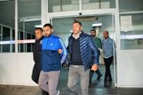 HÜSEYİN KARACA - İzmir'de İşlenen Cinayetin Zanlıları Bodrum'da Özel Harekat Polislerince Yakalandı