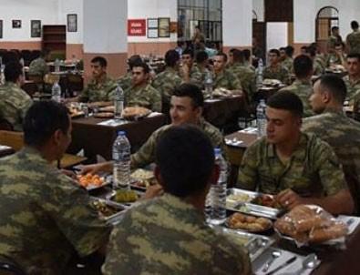 Jandarma'nın yemek duasında değişiklik yapıldı