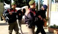 İTİRAF - Jandarma İki Olayı Birden Çözdü, 4 Hırsızlık Zanlısını Yakaladı