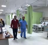 AMELIYAT - Kalbinden 4 Santimetrelik Kitle Çıkartıldı