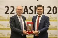 TÜRKİYE - Kamil Saraçoğlu'na Başarı Ödülü