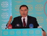 SIVIL TOPLUM KURULUŞU - Kamu Başdenetçisi Malkoç'tan 'Kardeşlik' Vurgusu