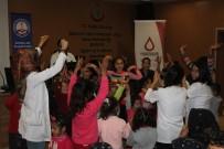 ŞANLIURFA - Kan Hastası Çocuklar Gönüllerince Eğlendi