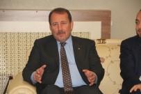BELEDİYE BAŞKANLIĞI - Karacan, Teşkilatların 2019'Da Yapılacak Seçimlere Şimdiden Hazırlanmaları İstedi