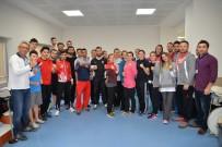 OLIMPIYAT - Karate Milli Takımı, Olimpiyatlara Uludağ Üniversitesi'nde Hazırlanıyor
