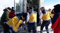 ADLI TıP - Kazadan kurtulan adam donarak öldü