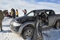 ADLI TıP - Kazadan Kurtuldu, Soğuktan Öldü