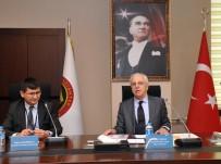 TÜRKİYE - Kazakistan İş Yatırım Heyeti GSO'da