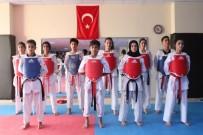 ANTALYA - Kepezli Sporculardan Büyük Başarı