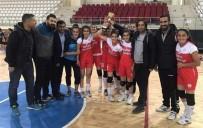 Kızıltepespor Lisesi Hentbolda Rakip Tanımıyor