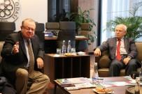 JUAN - Kolombiya Büyükelçisi'nden KTO'ya Ziyaret